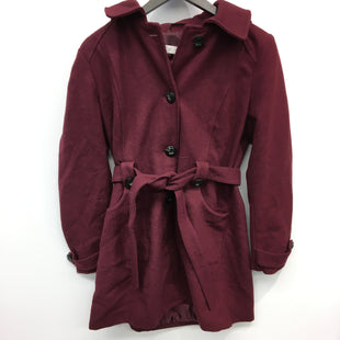 Primary Photo - BRAND: NEW YORK AND CO STYLE: COAT SHORT COLOR: RED SIZE: M SKU: 205-205250-73061