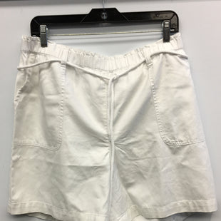 Primary Photo - BRAND: TALBOTS STYLE: SHORTS COLOR: WHITE SIZE: XL SKU: 205-205250-75875