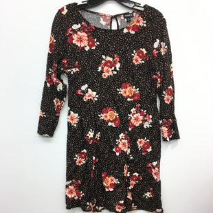 Primary Photo - BRAND: TORRID STYLE: DRESS SHORT LONG SLEEVE COLOR: FLORAL SIZE: L SKU: 205-205318-2056