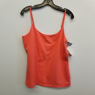 Primary Photo - BRAND: BAY STUDIO STYLE: TANK BASIC CAMI COLOR: ORANGE SIZE: XL SKU: 205-205250-80074