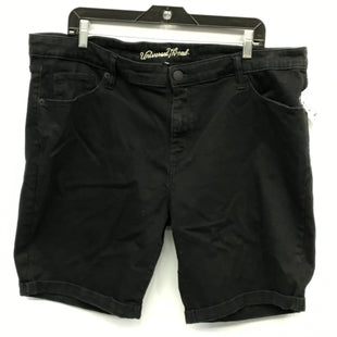 Primary Photo - BRAND: UNIVERSAL THREAD STYLE: SHORTS COLOR: BLACK SIZE: 20 SKU: 205-205327-18