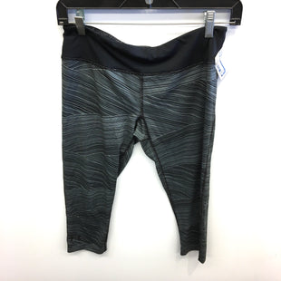 Primary Photo - BRAND: UNDER ARMOUR STYLE: ATHLETIC CAPRIS COLOR: GREY SIZE: S SKU: 205-205283-1538