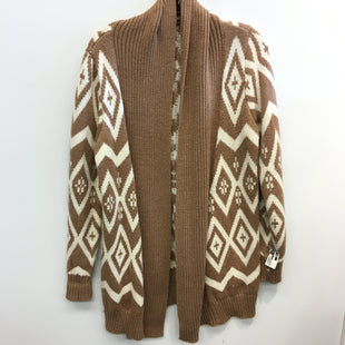 Primary Photo - BRAND: OLD NAVY STYLE: SWEATER CARDIGAN LIGHTWEIGHT COLOR: BROWN SIZE: S SKU: 205-205318-2750