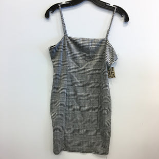 Primary Photo - BRAND: ACTIVE USA STYLE: DRESS SHORT SLEEVELESS COLOR: HOUNDSTOOTH SIZE: M SKU: 205-205250-77774