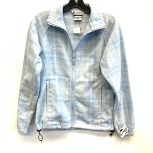 Primary Photo - BRAND: COLUMBIA STYLE: JACKET OUTDOOR COLOR: LIGHT BLUE SIZE: S SKU: 205-205299-7265
