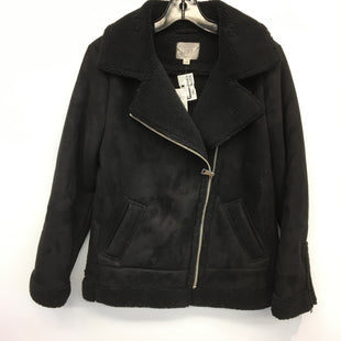 Primary Photo - BRAND: ANN TAYLOR LOFT STYLE: JACKET OUTDOOR COLOR: BLACK SIZE: XS SKU: 205-205250-71975