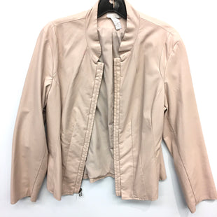Primary Photo - BRAND: CHICOS STYLE: JACKET OUTDOOR COLOR: LIGHT PINK SIZE: M SKU: 205-205280-19824