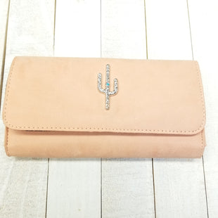 Primary Photo - BRAND:    CLOTHES MENTOR STYLE: WALLET COLOR: PINK SIZE: MEDIUM SKU: 205-205250-62401