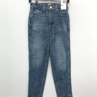 Primary Photo - BRAND: J CREW STYLE: JEANS COLOR: DENIM SIZE: 4 OTHER INFO: STOVEPIPE WITH PERFECTING POCKETS SKU: 205-205250-74261