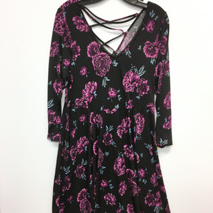 Primary Photo - BRAND: TORRID STYLE: DRESS SHORT LONG SLEEVE COLOR: FLORAL SIZE: L SKU: 205-205250-67047