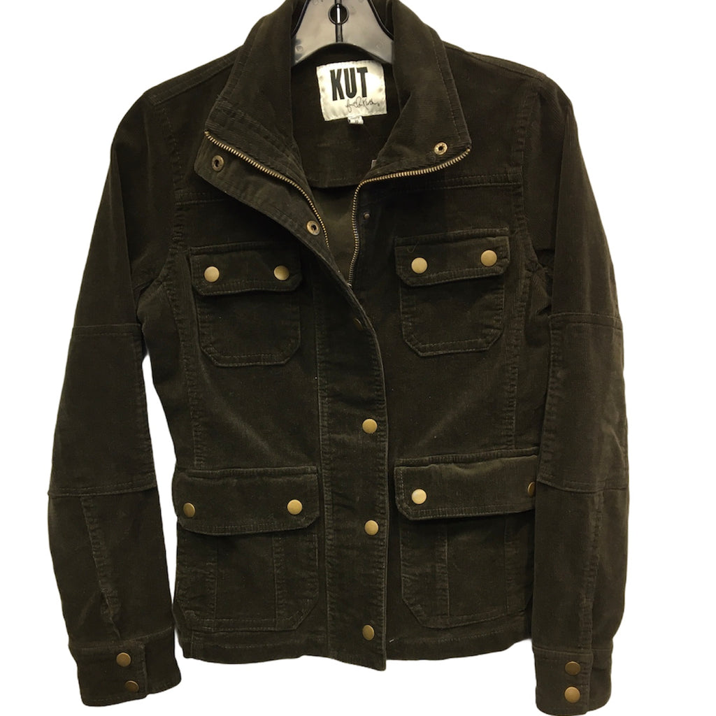 Jacket Outdoor By Kut  Size: Xs