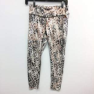 Primary Photo - BRAND: APANA STYLE: ATHLETIC PANTS COLOR: SNAKESKIN PRINT SIZE: XS SKU: 205-205318-3768