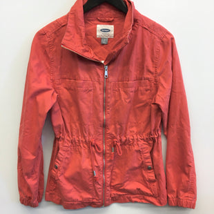 Primary Photo - BRAND: OLD NAVY STYLE: JACKET OUTDOOR COLOR: ORANGE SIZE: S SKU: 205-205299-5394