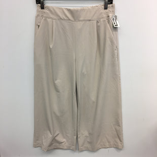 Primary Photo - BRAND: ATHLETA STYLE: ATHLETIC PANTS COLOR: KHAKI SIZE: 6 OTHER INFO: WIDE LEG ANKLE/CROP LENGTH SKU: 205-205250-77612