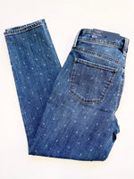 Photo #1 - BRAND: TALBOTS<BR>STYLE: JEANS<BR>COLOR: DENIM<BR>SIZE: 2PETITE<BR>SKU: 205-205250-50538