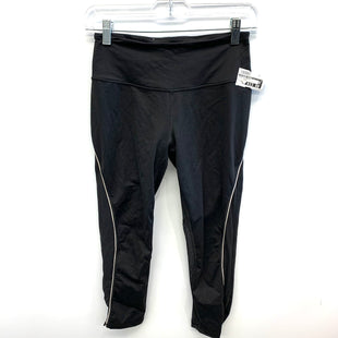 Primary Photo - BRAND: VICTORIAS SECRET STYLE: ATHLETIC CAPRIS COLOR: BLACK SIZE: S SKU: 205-205250-69493
