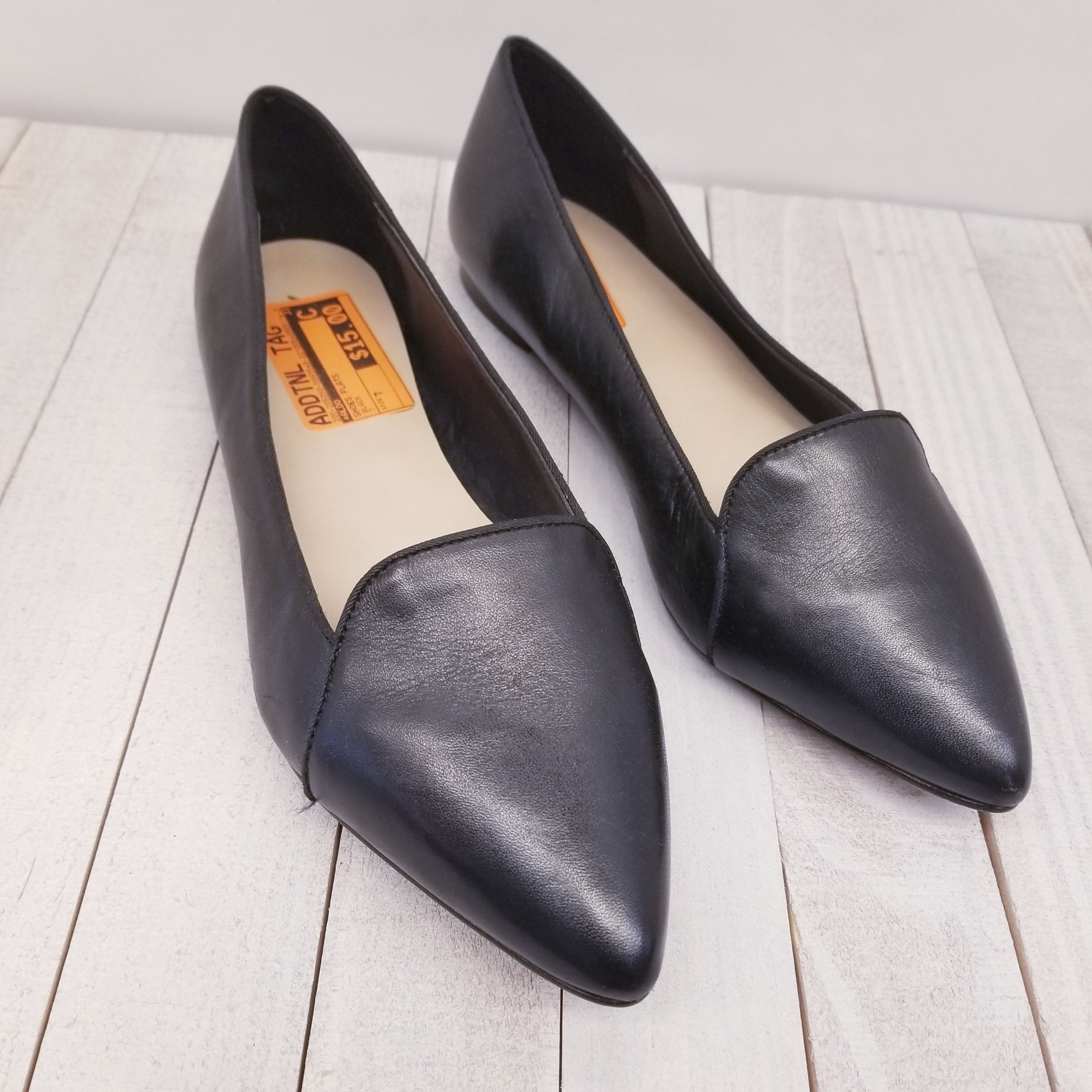 Primary Photo - BRAND: ALDO<BR>STYLE: SHOES FLATS<BR>COLOR: BLACK<BR>SIZE: 7<BR>SKU: 205-205250-59935