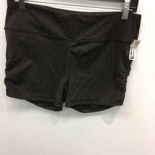 Primary Photo - BRAND: VICTORIAS SECRET STYLE: ATHLETIC SHORTS COLOR: BLACK SIZE: M SKU: 205-205250-76865
