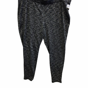 Primary Photo - BRAND: LIVI ACTIVE STYLE: ATHLETIC PANTS COLOR: BLACK WHITE SIZE: 2X OTHER INFO: 22/24 SKU: 205-205250-72895