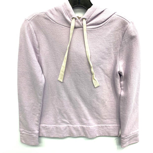 Primary Photo - BRAND: ANN TAYLOR LOFT STYLE: SWEATSHIRT HOODIE COLOR: PURPLE SIZE: XS SKU: 205-205299-15338
