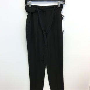 Primary Photo - BRAND: FOREVER 21 STYLE: PANTS COLOR: BLACK SIZE: S SKU: 205-205250-77651