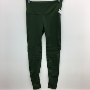 Primary Photo - BRAND:    CLOTHES MENTOR STYLE: ATHLETIC PANTS COLOR: GREEN SIZE: S OTHER INFO: SHAPE  - SKU: 205-205250-73353