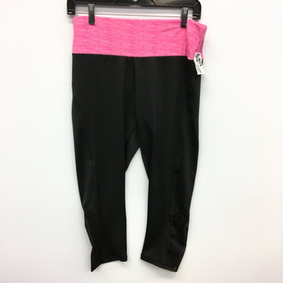 Primary Photo - BRAND:    CLOTHES MENTOR STYLE: ATHLETIC CAPRIS COLOR: PINKBLACK SIZE: L OTHER INFO: STARTING POINT - SKU: 205-205318-1996