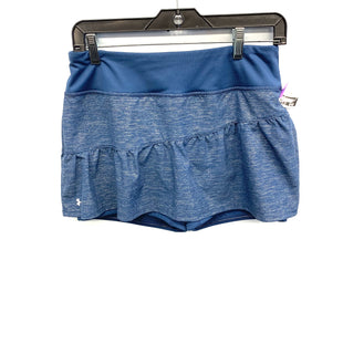 Primary Photo - BRAND: UNDER ARMOUR STYLE: ATHLETIC SKIRT SKORT COLOR: BLUE SIZE: M SKU: 205-205299-13308