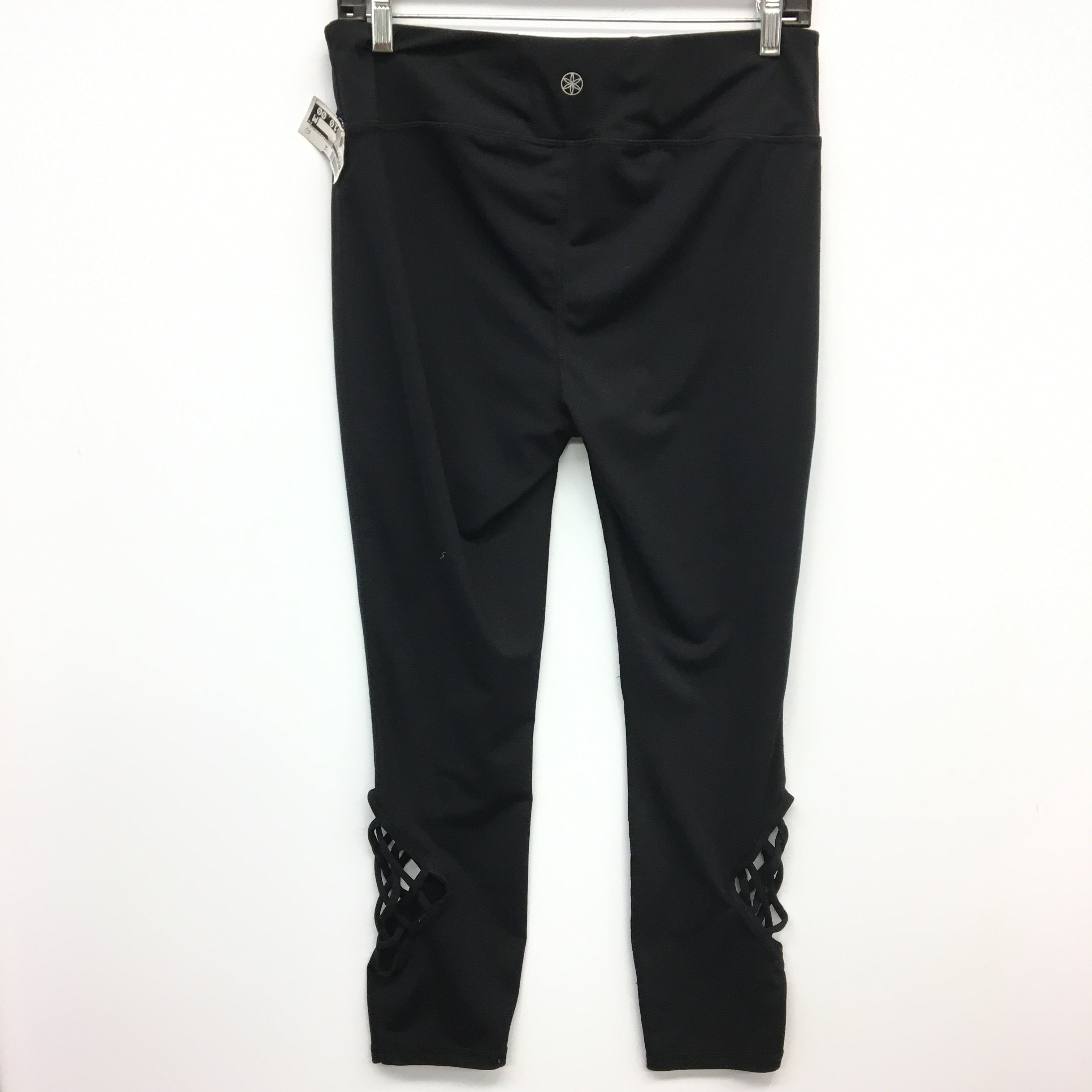 Photo #2 - BRAND: GAIAM <BR>STYLE: ATHLETIC PANTS <BR>COLOR: BLACK <BR>SIZE: L <BR>SKU: 205-205318-2467
