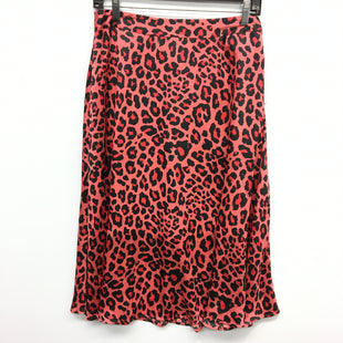Primary Photo - BRAND: WORTHINGTON STYLE: SKIRT COLOR: ANIMAL PRINT SIZE: 4 SKU: 205-205318-3178