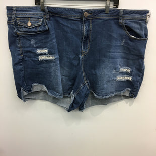 Primary Photo - BRAND: LANE BRYANT STYLE: SHORTS COLOR: DENIM SIZE: 28 SKU: 205-205250-64322