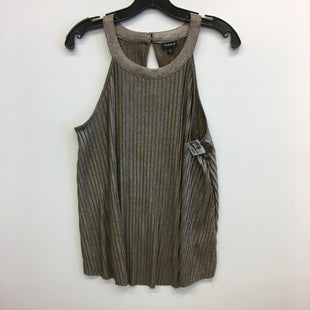 Primary Photo - BRAND: TORRID STYLE: TOP SLEEVELESS COLOR: METALLIC SIZE: M OTHER INFO: TORRID SIZE: 00 SKU: 205-205250-76591