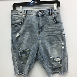 Primary Photo - BRAND: WILD FABLE STYLE: SHORTS COLOR: DENIM SIZE: 12 OTHER INFO: HIGH RISE BIKE SHORTS SKU: 205-205318-4117