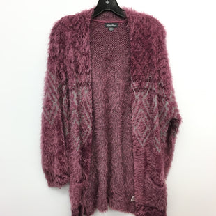 Primary Photo - BRAND: EDDIE BAUER STYLE: SWEATER LIGHTWEIGHT COLOR: PURPLE SIZE: XL SKU: 205-205299-17542