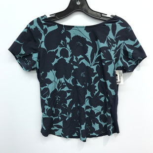 Primary Photo - BRAND: ANN TAYLOR STYLE: TOP SHORT SLEEVE COLOR: FLORAL SIZE: XS SKU: 205-205299-13960