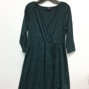 Primary Photo - BRAND: TORRID STYLE: DRESS SHORT LONG SLEEVE COLOR: GREEN SIZE: M SKU: 205-205318-2059