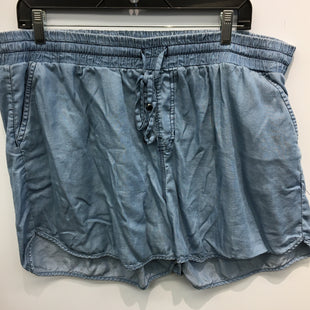 Primary Photo - BRAND: IRIS STYLE: SHORTS COLOR: BLUE SIZE: 3X SKU: 205-205250-77677