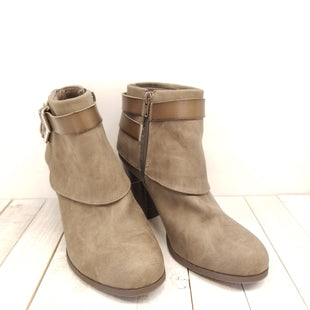 Primary Photo - BRAND: MADDEN GIRL STYLE: BOOTS ANKLE COLOR: BROWN SIZE: 9 SKU: 205-205250-57416