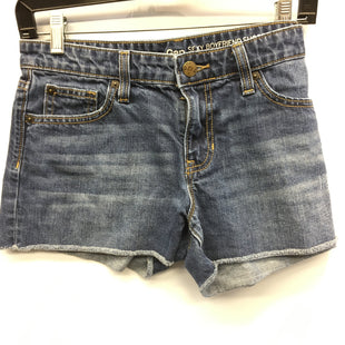 Primary Photo - BRAND: GAP STYLE: SHORTS COLOR: DENIM SIZE: 2 SKU: 205-205250-77583