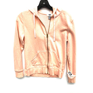 Primary Photo - BRAND: OLD NAVY STYLE: ATHLETIC JACKET COLOR: PINK SIZE: L SKU: 205-205318-284R