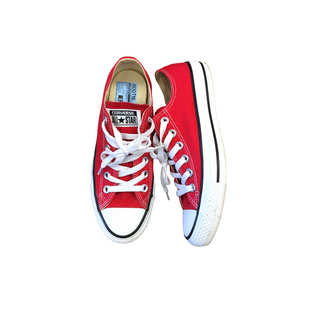 Primary Photo - BRAND: CONVERSE STYLE: SHOES ATHLETIC COLOR: RED SIZE: 7 SKU: 205-205250-69563