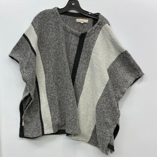 Primary Photo - BRAND: ANN TAYLOR LOFT STYLE: PONCHO COLOR: GREY SIZE: XS OTHER INFO: XS/S SKU: 205-205250-73290
