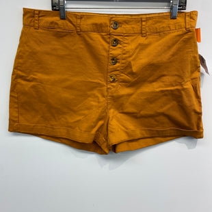 Primary Photo - BRAND: OLD NAVY STYLE: SHORTS COLOR: ORANGE SIZE: 16 SKU: 205-205250-74837