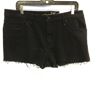 Primary Photo - BRAND: UNIVERSAL THREAD STYLE: SHORTS COLOR: BLACK SIZE: 18 SKU: 205-205318-303