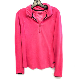Primary Photo - BRAND: CALVIN KLEIN STYLE: ATHLETIC JACKET COLOR: PINK SIZE: M SKU: 205-205299-16549