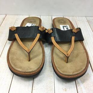 Primary Photo - BRAND:    CLOTHES MENTOR STYLE: SANDALS FLAT COLOR: MULTI SIZE: 8.5 OTHER INFO: SUNJUN;S  - SKU: 205-205250-64306