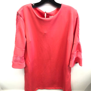 Primary Photo - BRAND: NEW YORK AND CO STYLE: DRESS SHORT LONG SLEEVE COLOR: PINK SIZE: XL SKU: 205-205280-17367
