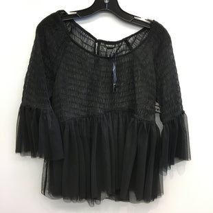 Primary Photo - BRAND: TORRID STYLE: TOP LONG SLEEVE COLOR: BLACK SIZE: M OTHER INFO: SIZE 00 SKU: 205-205250-78412