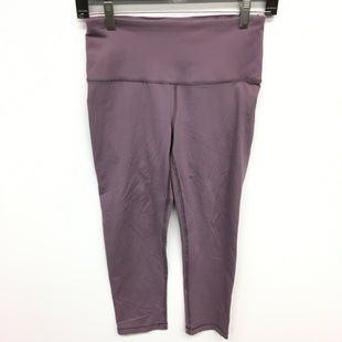 Primary Photo - BRAND: 90 DEGREES BY REFLEX STYLE: ATHLETIC CAPRIS COLOR: PURPLE SIZE: S SKU: 205-205250-61322