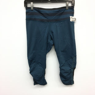 Primary Photo - BRAND: LULULEMON STYLE: ATHLETIC CAPRIS COLOR: BLUE SIZE: 8 SKU: 205-205250-72254